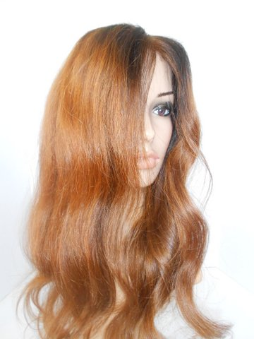Tousled-Virgin-Body-Wave-Strawberry-Blonde